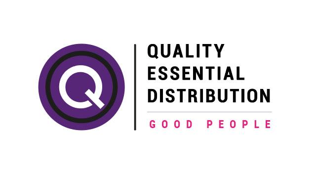 QED new logo website